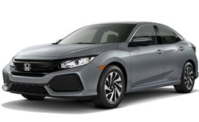 2018 Honda Civic  Hatchback Lease Deal