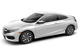 2018 Honda Civic Coupe Finance Deal