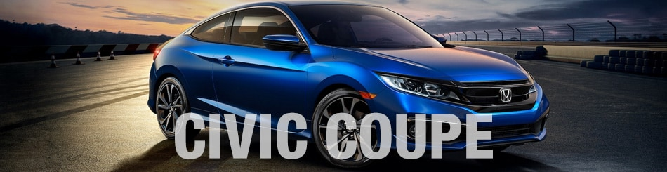 Honda Civic Coupe Deals