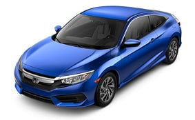 2018 Honda Civic Coupe Lease Deal