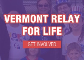 Help Support the  Vermont Relay for Life