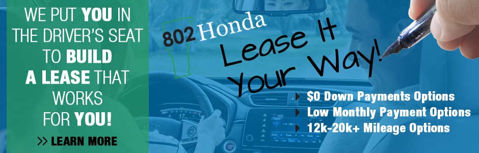 Featured Honda Lease Deals. Accord Sedan