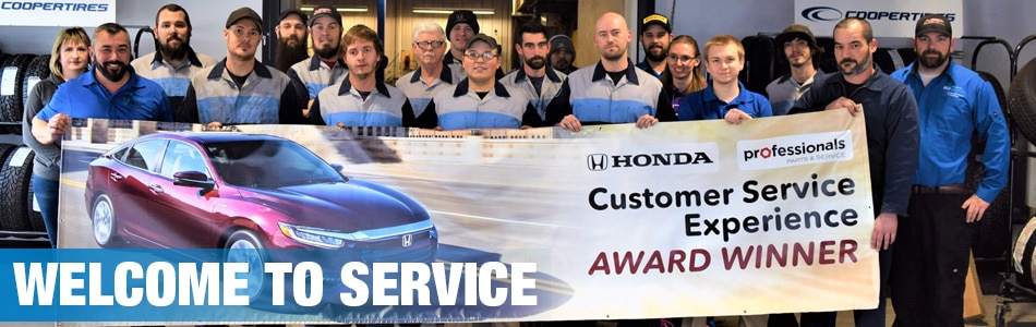 Welcome to 802 Honda Service
