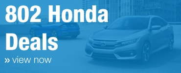 New Hondas for Sale, Browse our Inventory and Request a Quote | 802