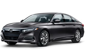 2018 Honda Accord Sedan Lease Deal