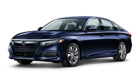 2020 Honda Accord  Sedan Finance Deal