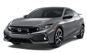 2018 Honda Civic Si Coupe Finance Deal