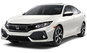 2018 Honda Civic Si Sedan Finance Deal