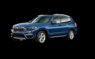 New 2018 BMW X3 xDrive30i SAV Urbandale, IA
