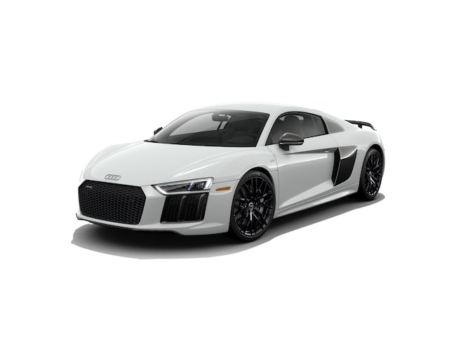 New 2018 Audi R8 5.2 V10 plus Coupe in Atlanta, GA