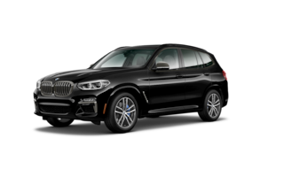 New 2018 BMW X3 M40i SAV for sale in Torrance, CA at South Bay BMW