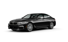 New 2018 BMW M550i xDrive Sedan in Cincinnati