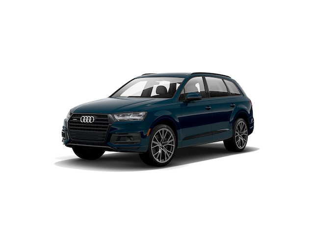 New 2019 Audi Q7 Prestige Sport Utility Vehicle For Sale in Costa Mesa, CA