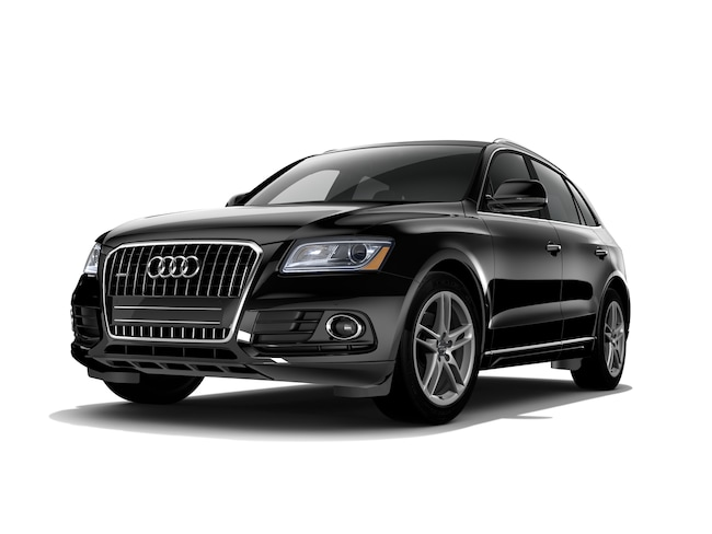 New 2016 Audi Q5 3.0 TDI Premium Plus SUV For Sale in Beverly Hills