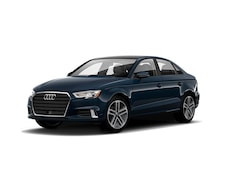 New 2018 Audi A3 Sedan Los Angeles, Southern California
