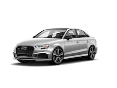 New 2018 Audi RS 3 Sedan in Cary, NC near Raleigh