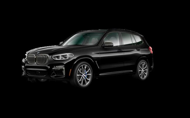 New 2018 BMW X3 M40i SAV near Rogers, AR