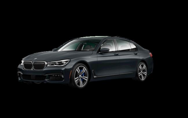 2018 BMW 7 Series 750i Xdrive Sedan