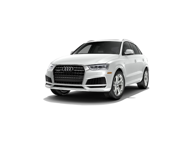 New 2018 Audi Q3 2.0T Sport Premium SUV WA1JCCFS6JR033579 Near Los Angeles