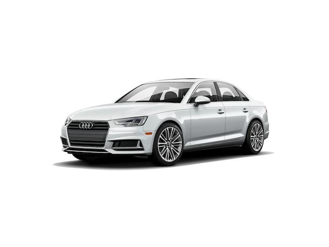New 2019 Audi A4 2.0T Premium Plus 2.0 TFSI Premium Plus S Tronic FWD WAUHMAF49KA008129 near Chicago