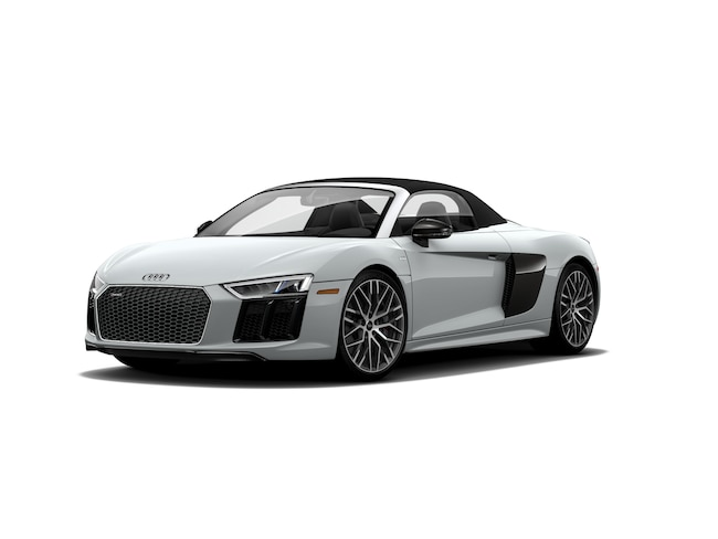 New 2018 Audi R8 5.2 V10 plus Spyder for sale in Miami