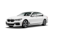 2018 BMW 750i 750i Sedan
