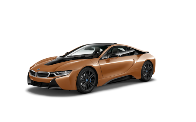 2019 BMW i8 Convertible All-wheel Drive