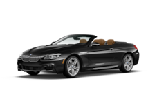 2018 BMW 650i xDrive Convertible