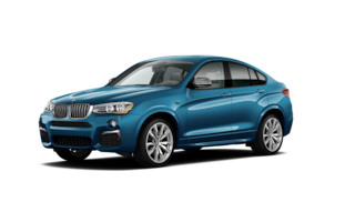 New 2018 BMW X4 M40i Sports Activity Coupe