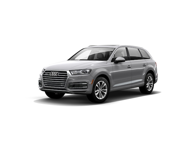 New 2018 Audi Q7 3.0T Premium Plus SUV West Springfield MA