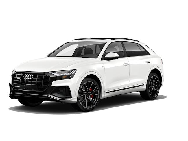 New 2019 Audi Q8 3.0T Premium Plus 3.0 TFSI Premium Plus WA1EVAF13KD018785 near Chicago