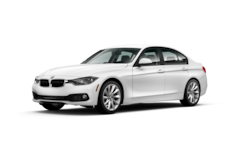 New Cars 2018 BMW 320i 320i Sedan Sedan Camarillo