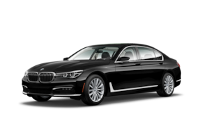 2018 BMW 740i xDrive Sedan WBA7E4C5XJGV24180