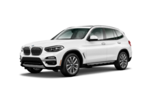 New 2018 BMW X3 Xdrive30i SUV in Dayton, OH