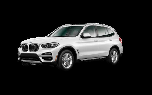New 2018 BMW X3 SUV Seattle, WA