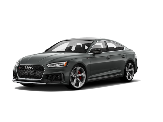 New 2019 Audi RS 5 2.9T Sportback in Cary near Raleigh, NC