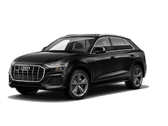 2019 Audi Q8 3.0T Premium Premium 55 TFSI quattro