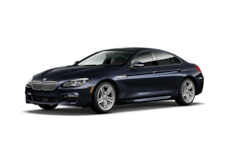 2018 BMW 6 Series 650i Xdrive Gran Coupe Gran Coupe All-wheel Drive
