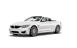 2018 BMW M4 Coupe Convertible