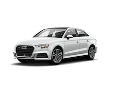 New 2018 Audi A3 2.0T Premium Sedan WAUJ8GFF6J1004144 for sale in Latham, NY