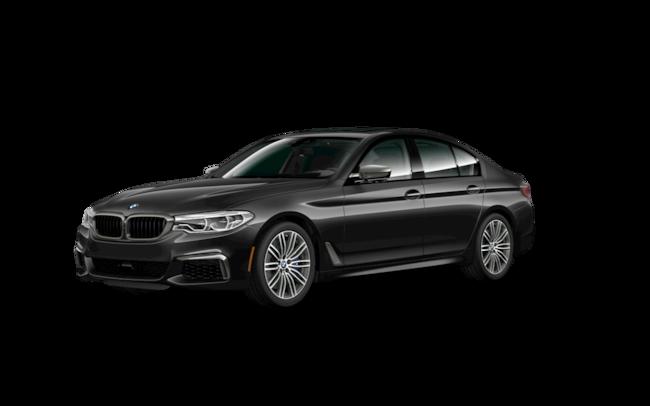 2018 BMW 5 Series M550i Xdrive Sedan