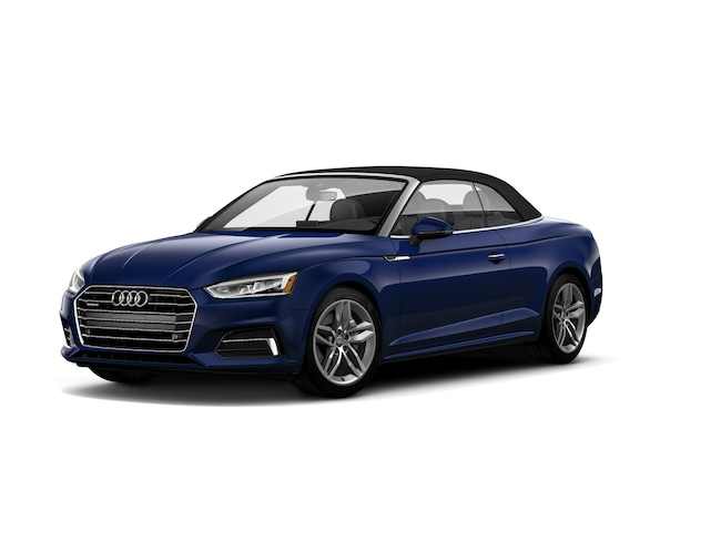 New 2019 Audi A5 2.0T Premium Plus Cabriolet For Sale in Chicago, IL