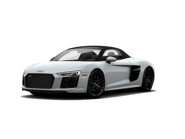 New 2018 Audi R8 5.2 V10 Spyder WUAVACFX3J7902310 Near Los Angeles