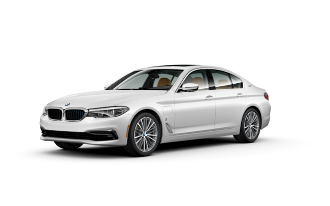 New 2019 BMW 530e iPerformance Sedan Chico