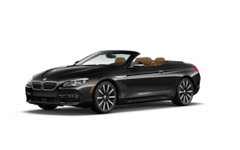 2018 BMW 640i xDrive Convertible