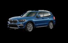 New 2018 BMW X3 xDrive30i SUV for sale in Santa Clara, CA