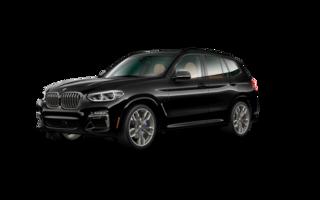 2018 BMW X3 M40i SAV 5UXTS3C52J0Y96494