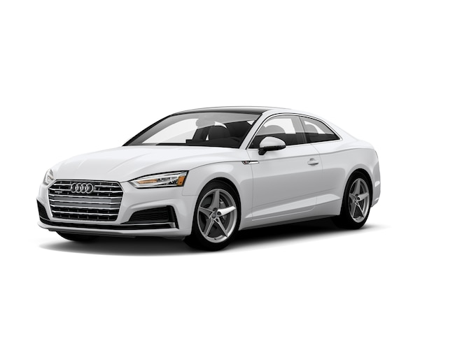 New 2018 Audi A5 2.0T Premium Coupe WAUSNAF54JA132707 Near Los Angeles