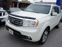 2012 Honda Pilot EX-L | LEATHER | BACKUP CAM |  SUNROOF | BLUETOOTH SUV