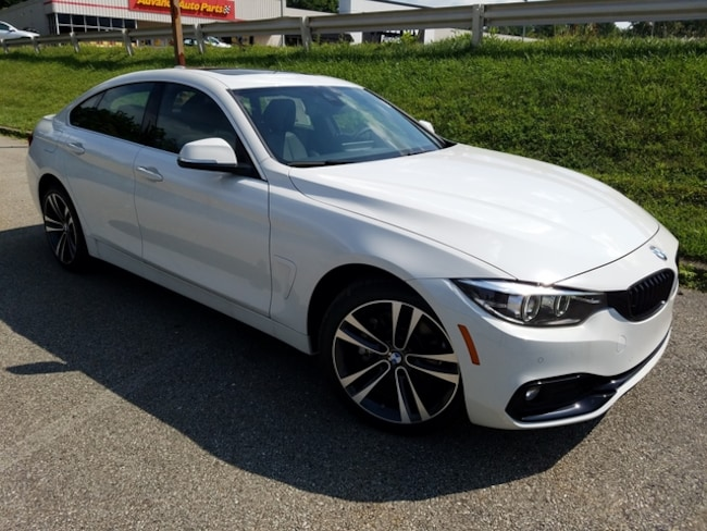 2020 BMW 430i xDrive Gran Coupe